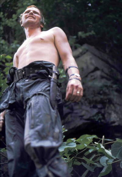 L'acteur Jon VoightCrédits Christopher Dickey
