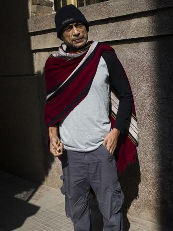 Umesh Sharma, toxycologue basé à New DehliCrédits : Sami Siva