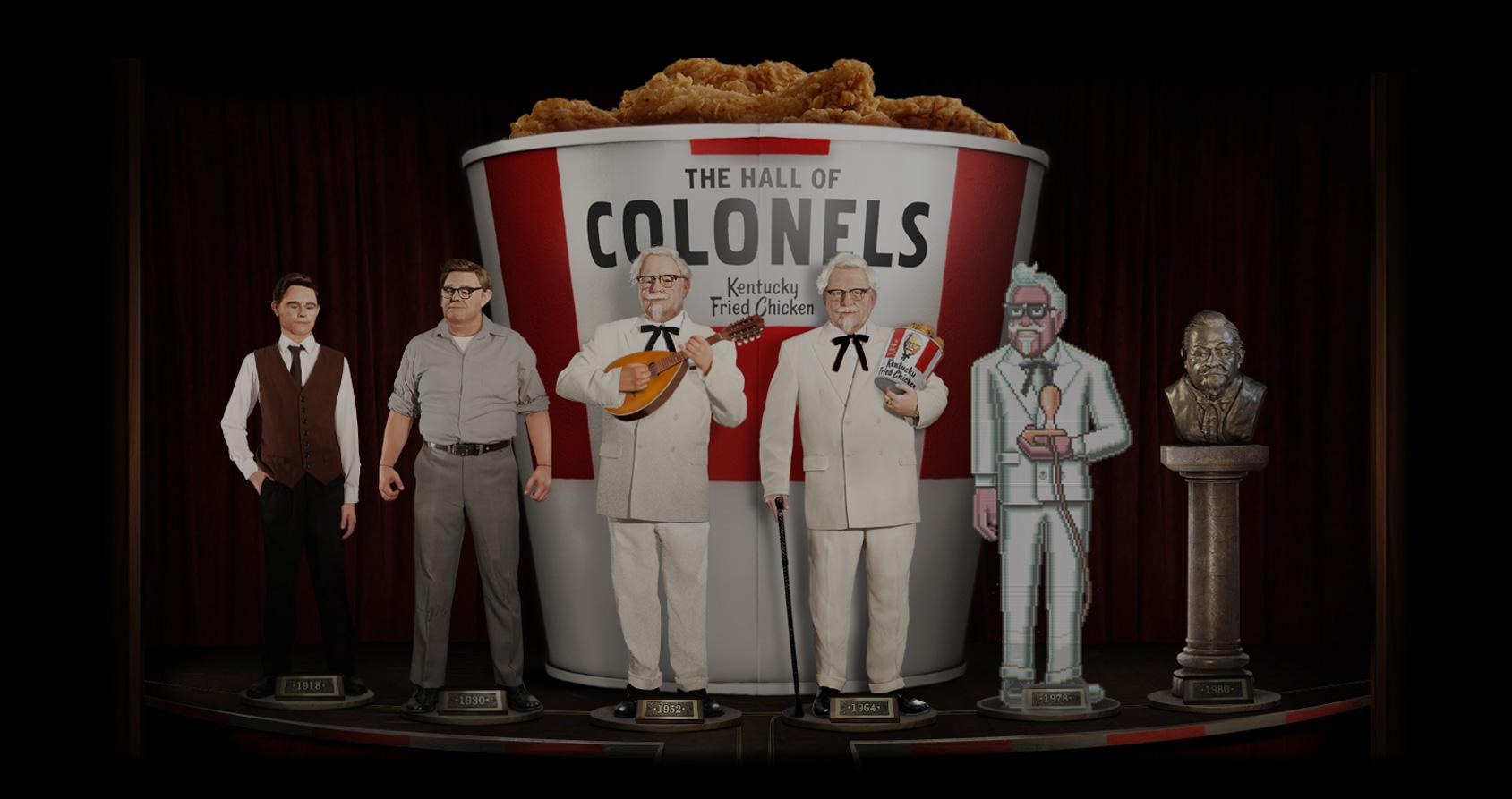 L histoire vraie du vrai colonel sanders de kfc - Maison au bord de la voie ferree ...