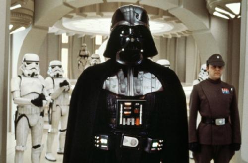 Lucasfilm pr pare un film en r alit virtuelle sur dark vador - Photo dark vador ...