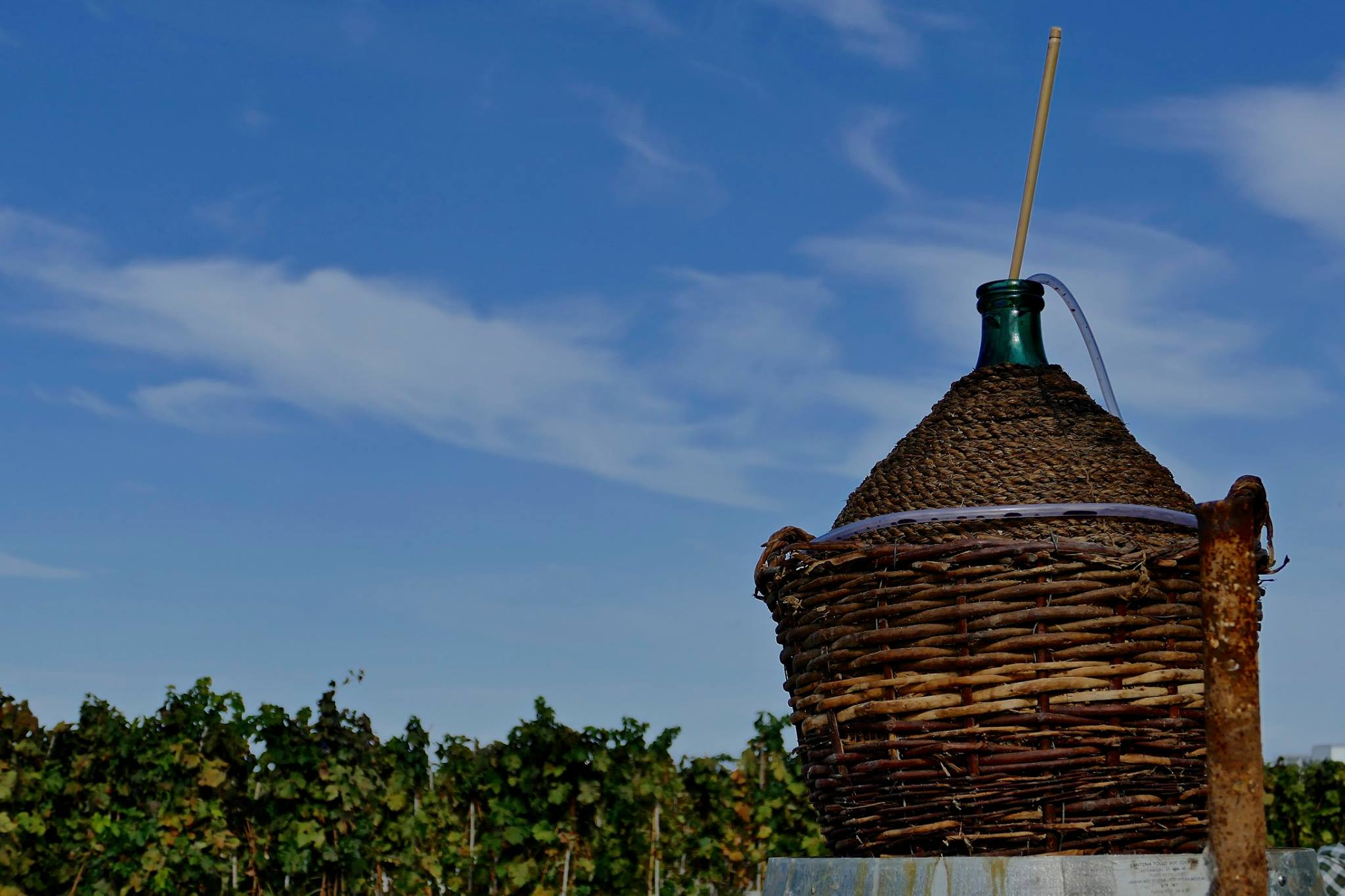 ce village italien a install une fontaine publique de vin rouge qui coule 24h 24. Black Bedroom Furniture Sets. Home Design Ideas