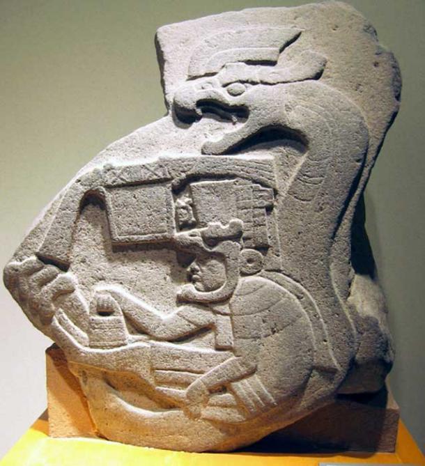 Olmec-Monument