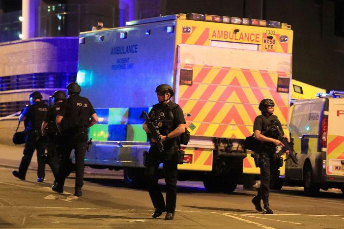 Une fillette de 8 ans parmi les victimes — Attentat de Manchester