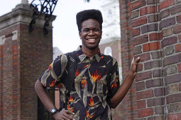 Etudiant à Harvard, il présente sa thèse en rappant !