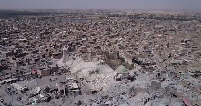 L'armée irakienne annonce avoir pris à l'EI la mosquée Al-Nouri