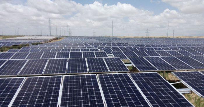 Une « ferme solaire » du Qinghai - Réseau Saida Nature®