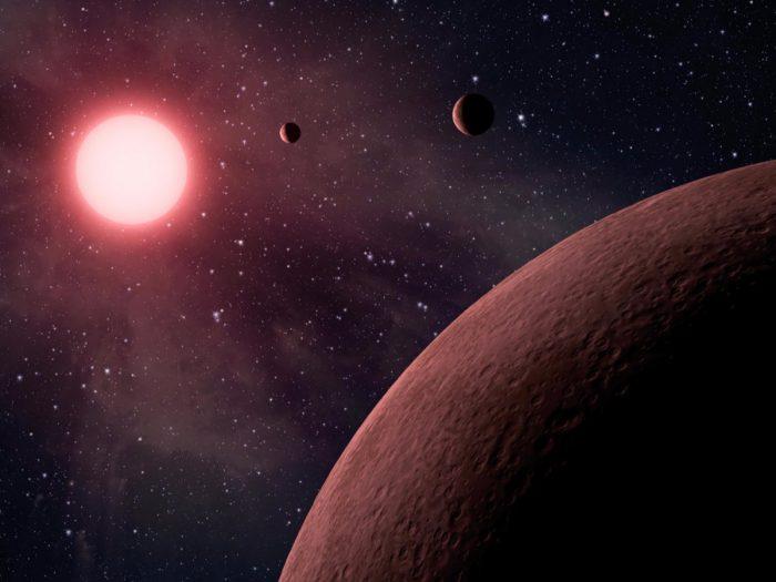 Dix nouvelles exoplanètes pouvant abriter la vie découvertes par la NASA — Espace