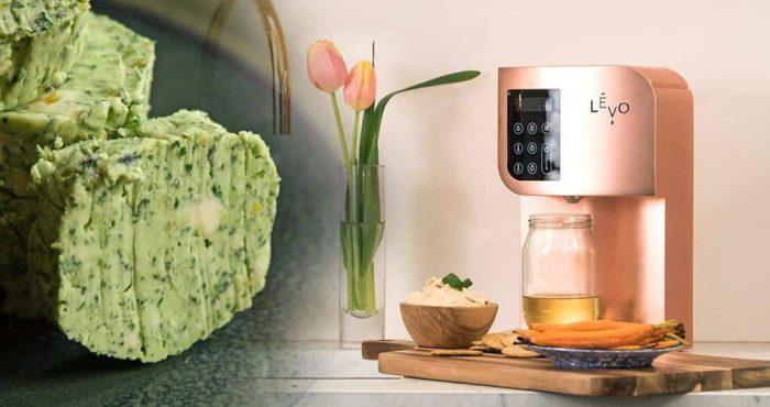 cet appareil permet de tout cuisiner l huile ou au beurre de cannabis. Black Bedroom Furniture Sets. Home Design Ideas