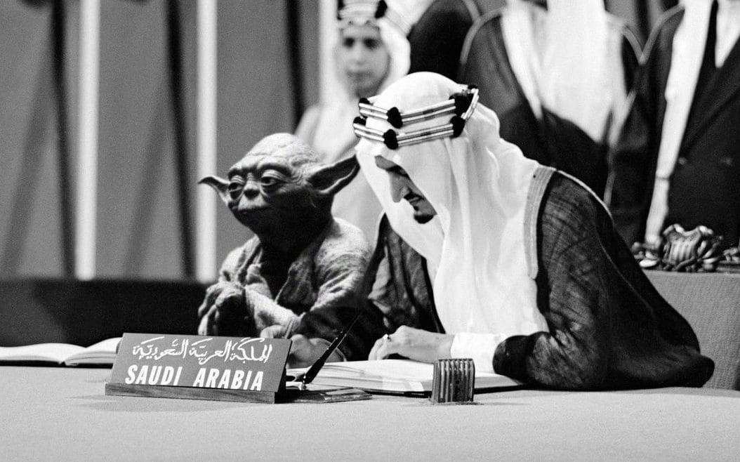 Maître Yoda se retrouve dans des livres d'histoire