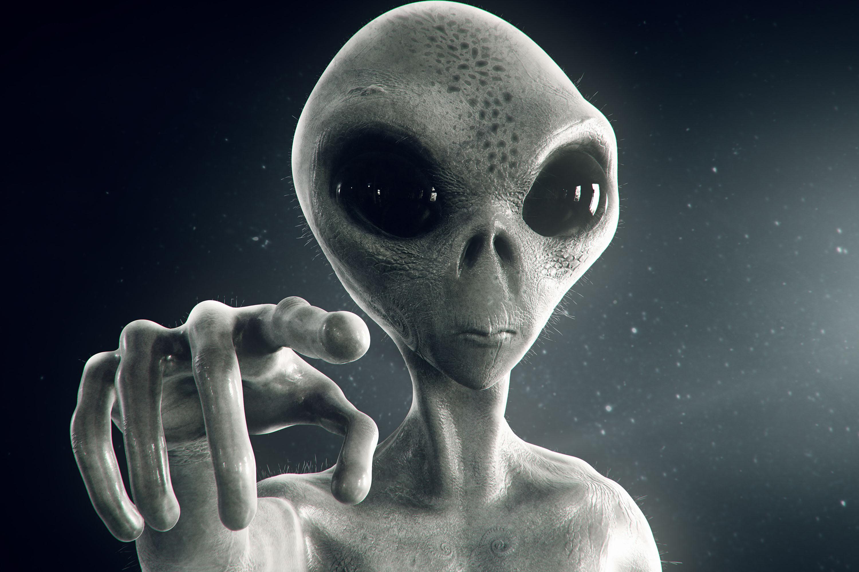 extraterrestre terre