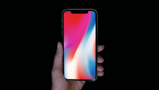 Apple a dévoilé l'iPhone 8 lors d'une conférence de presse