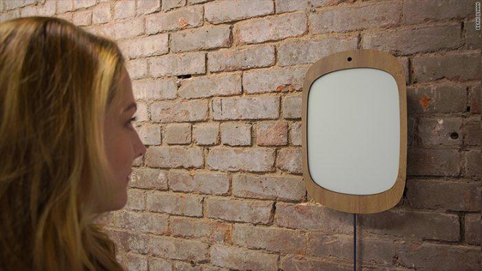 Ce miroir reconnaissance faciale ne vous refl te que si for Le cerveau en miroir