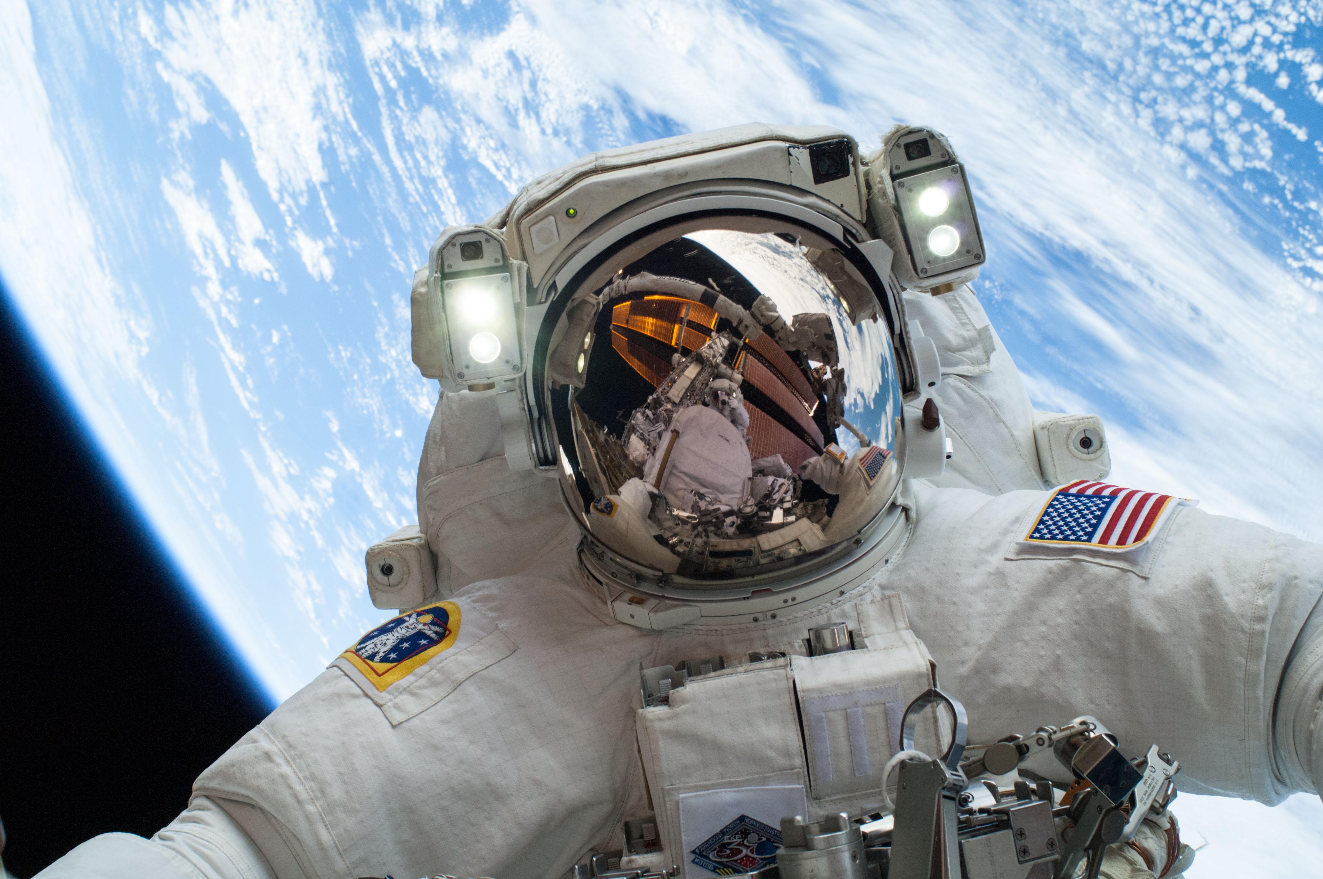 Les longs séjours dans l'espace ont un impact sur le cerveau des astronautes