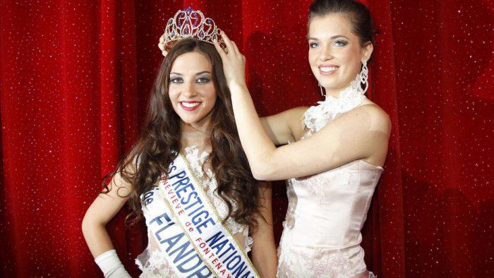 Miss Prestige National 2015 placée en garde à vue — Margaux Deroy