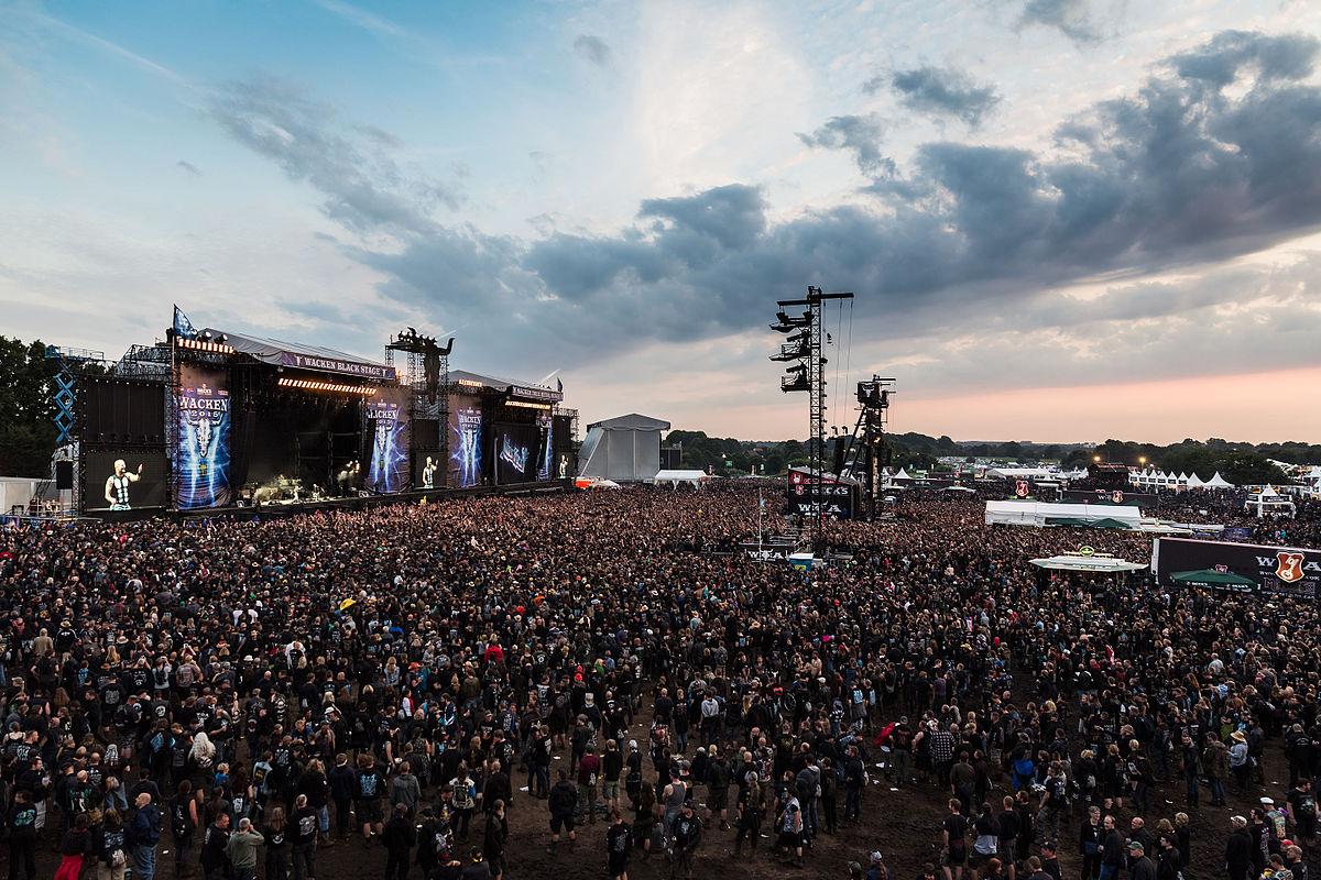 Allemagne: deux retraités se font la belle pour un concert de métal