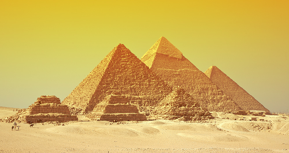Le Véritable Mystère Des Pyramides a Enfin Été Percé Giej