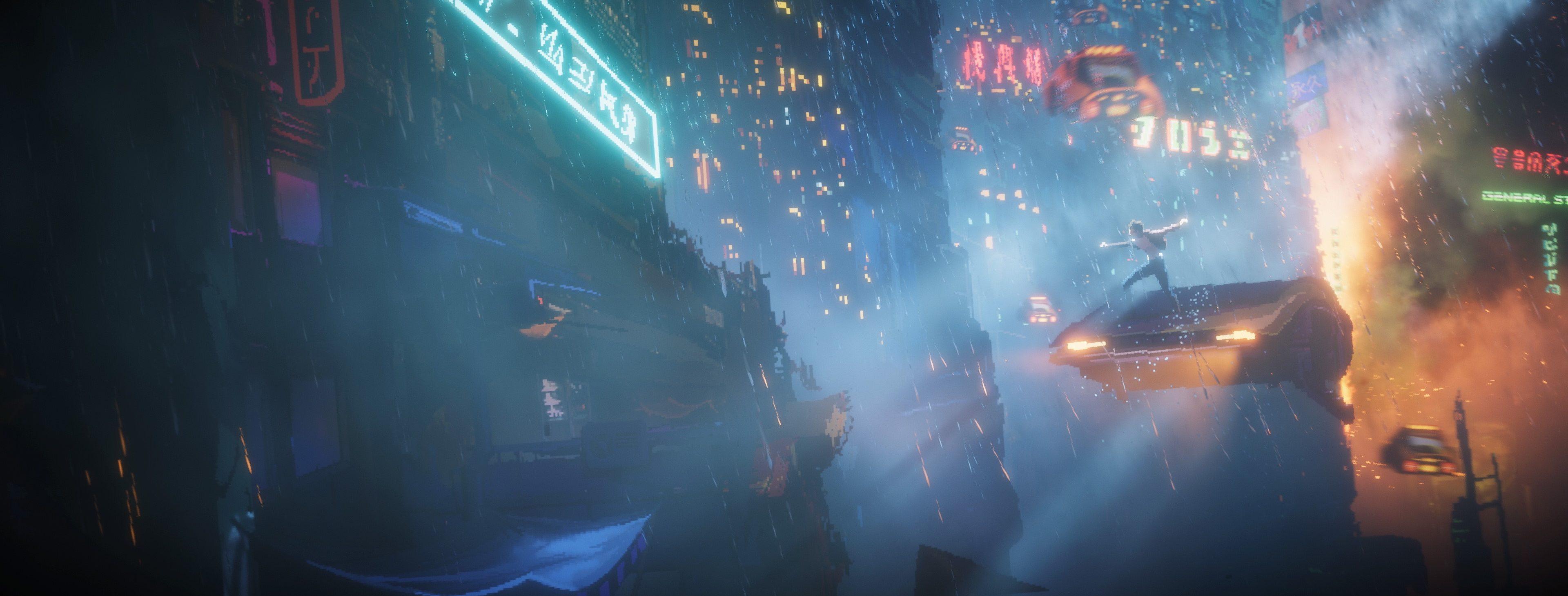 The Last Night : comment est né le premier open world cyberpunk en 2D