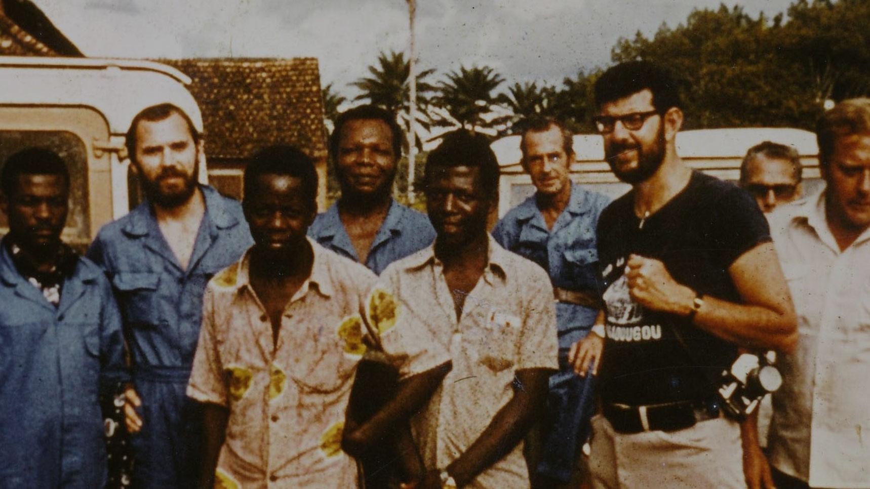 En 1976, j'ai découvert le virus Ebola