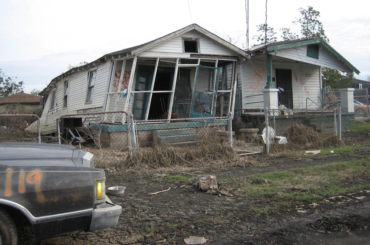 Avant Apartments Dix Ans Apr 232 S Katrina Comment Se Reconstruit La Nouvelle