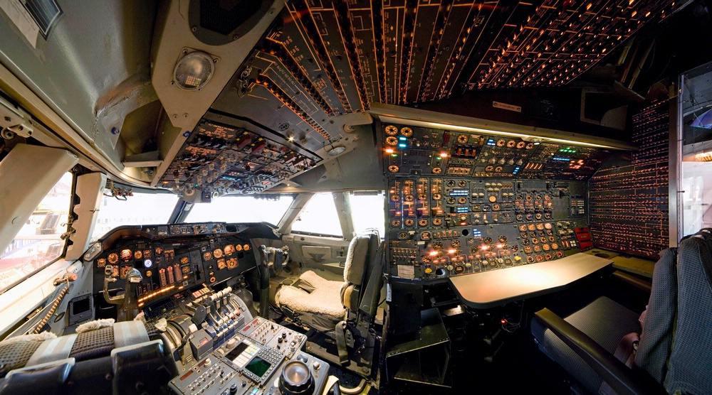 Ces Nuits O 249 Je Pilote Un 747 Au Dessus De L Atlantique