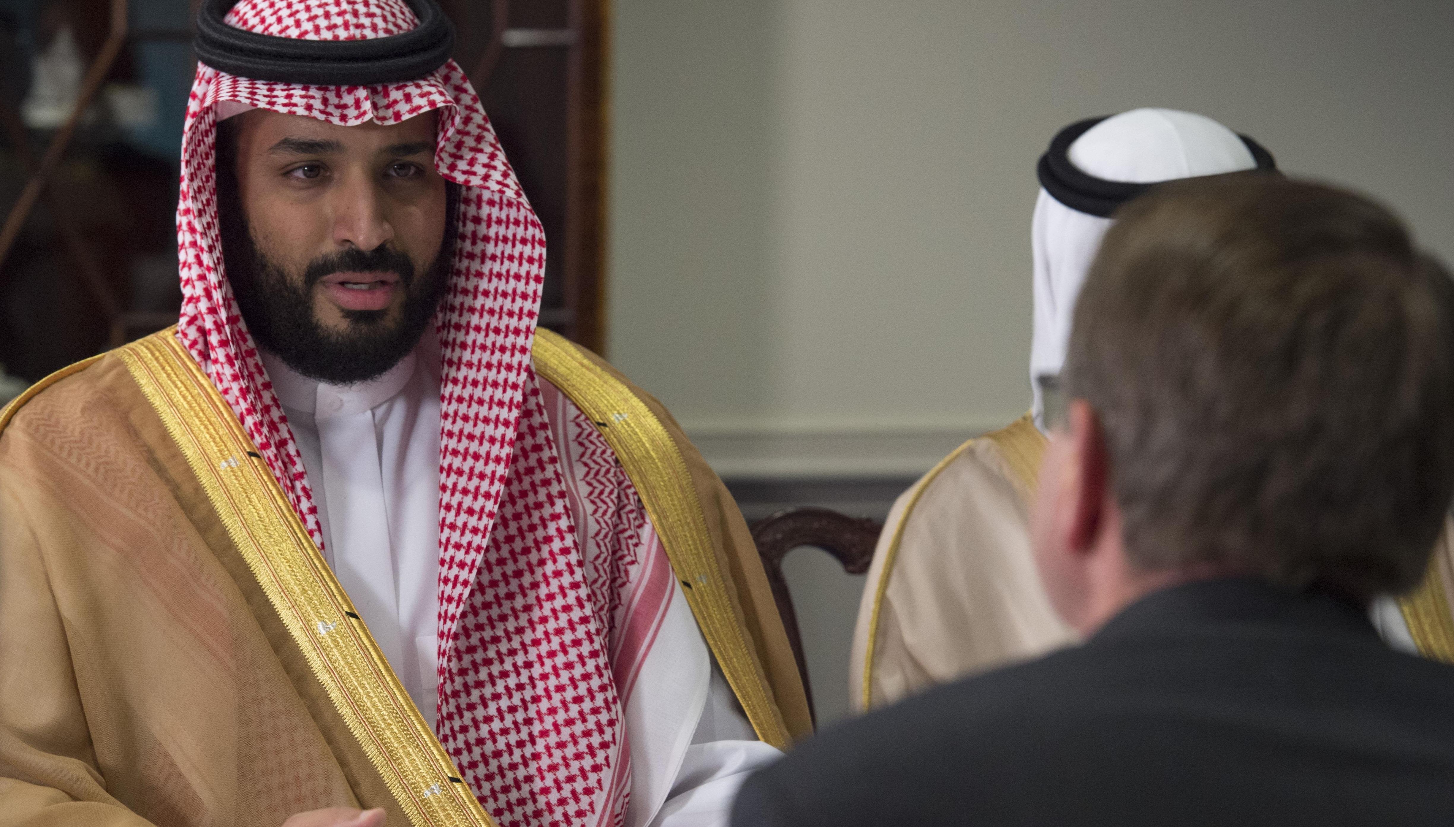 Voici comment le prince héritier d'Arabie saoudite change radicalement le royaume