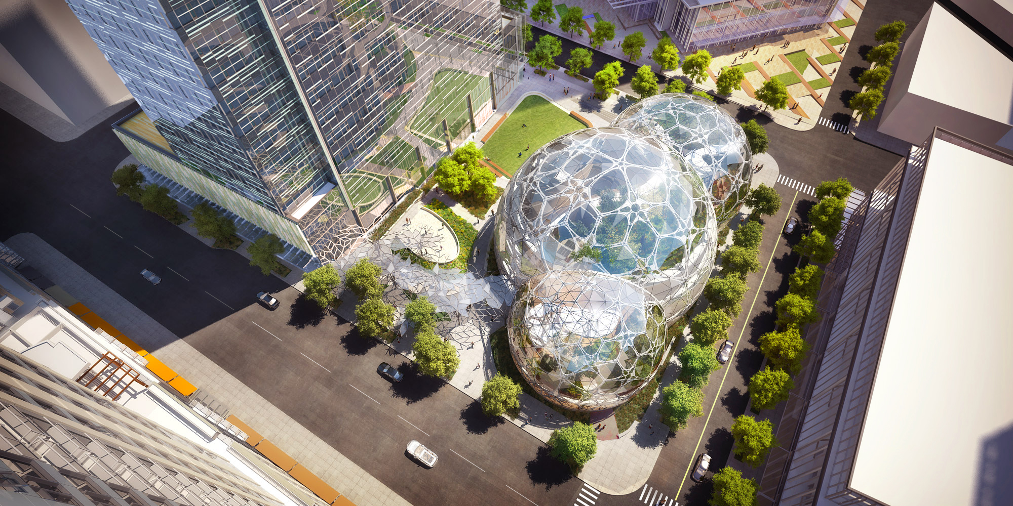 À quoi ressemblera le futur selon Amazon ?
