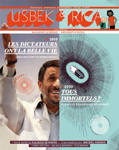 Usbek & Rica. Numéro fondateur, 2010