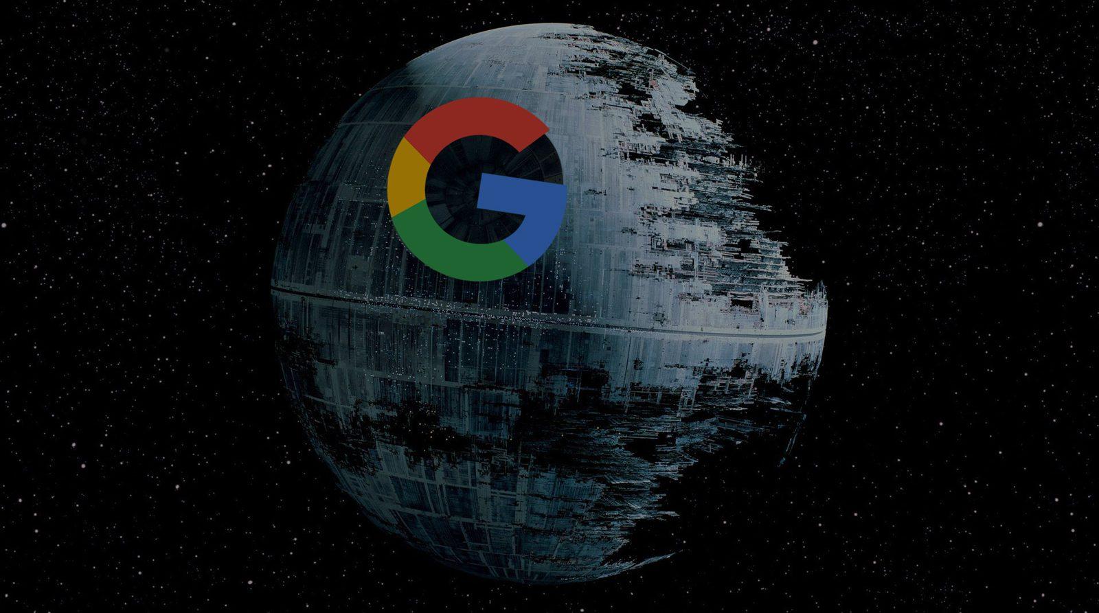 Google a-t-il basculé du côté obscur?