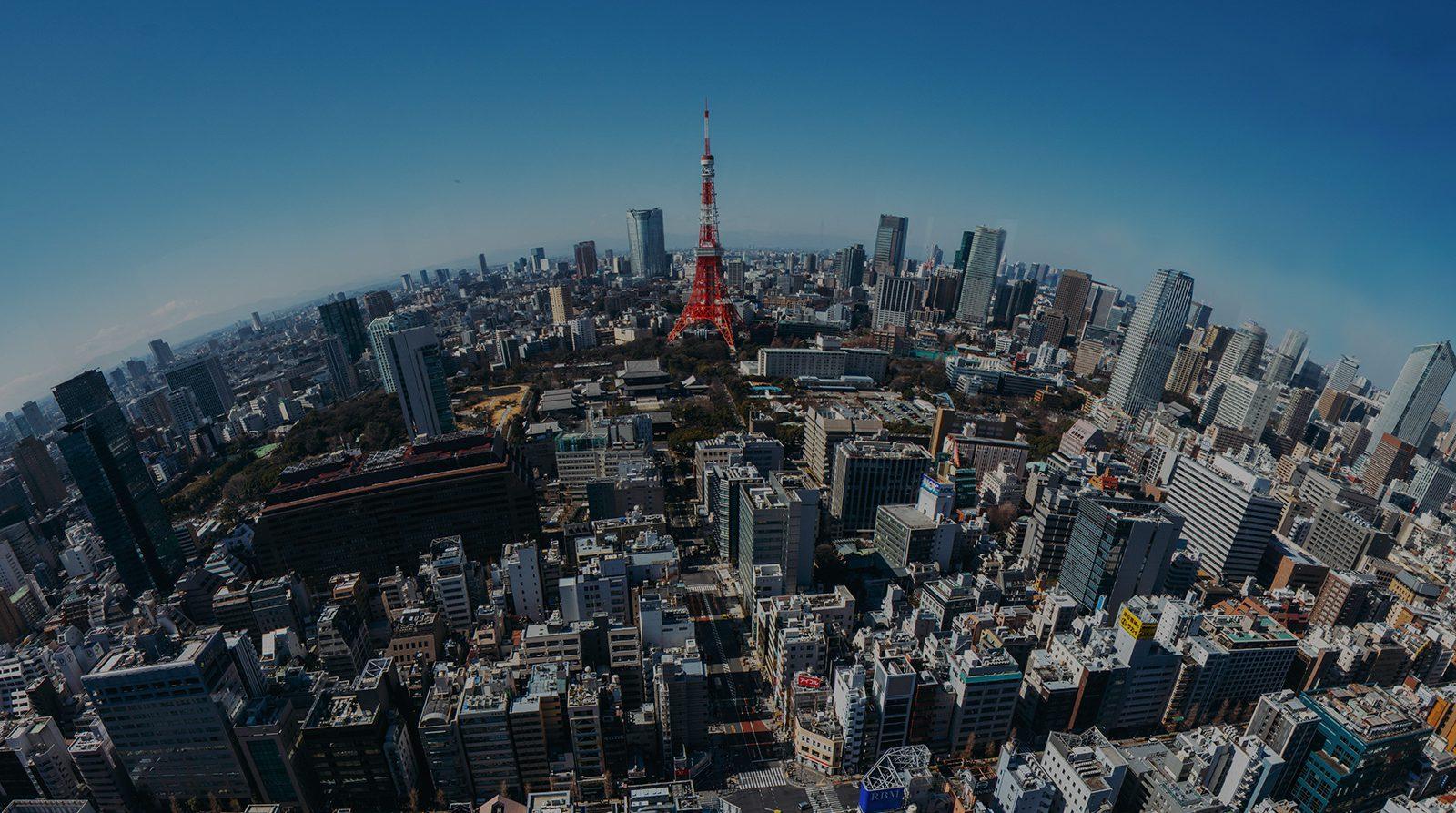 Comment Tokyo est devenue la mégalopole du futur