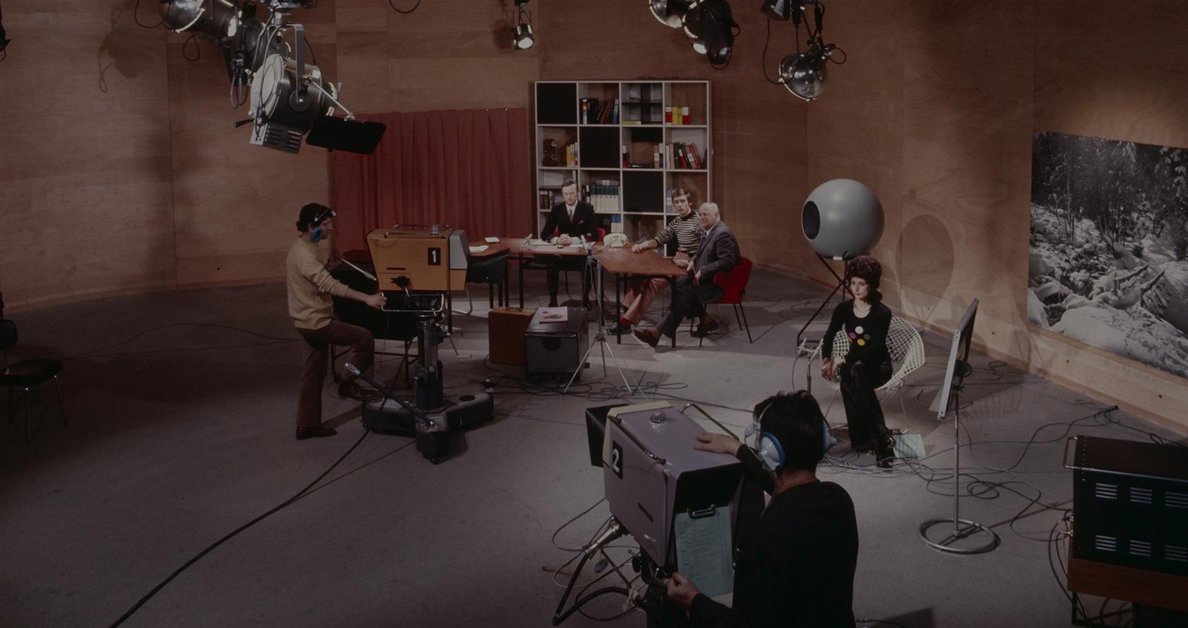 D'où viennent les voix bizarres des journalistes de télévision?