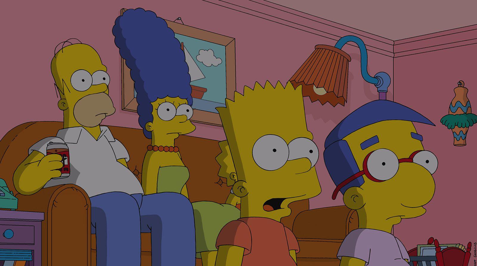 Comment font les auteurs des Simpsons pour prédire l'avenir?