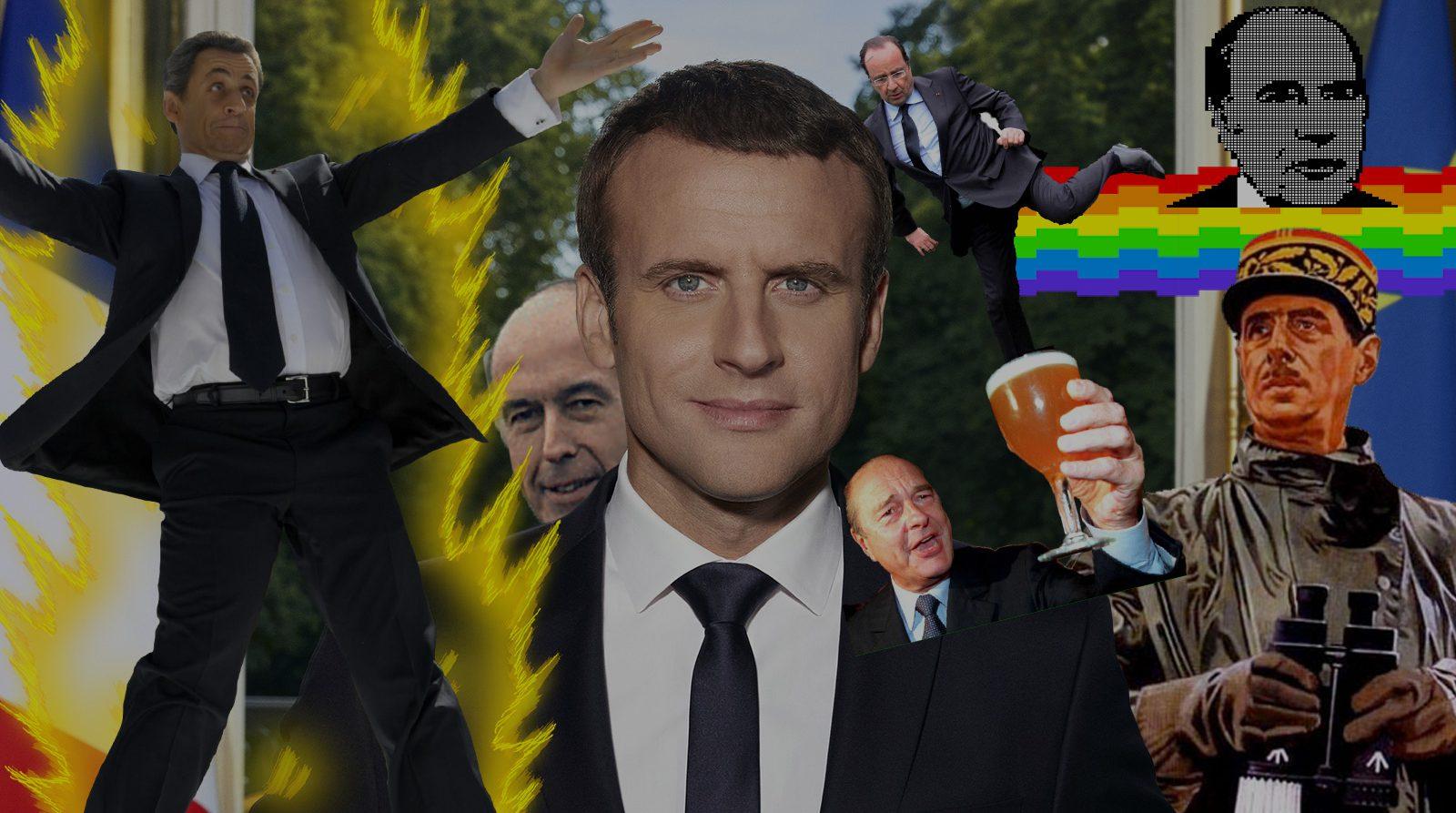 Qui est le président le plus haï de la Vᵉ République?