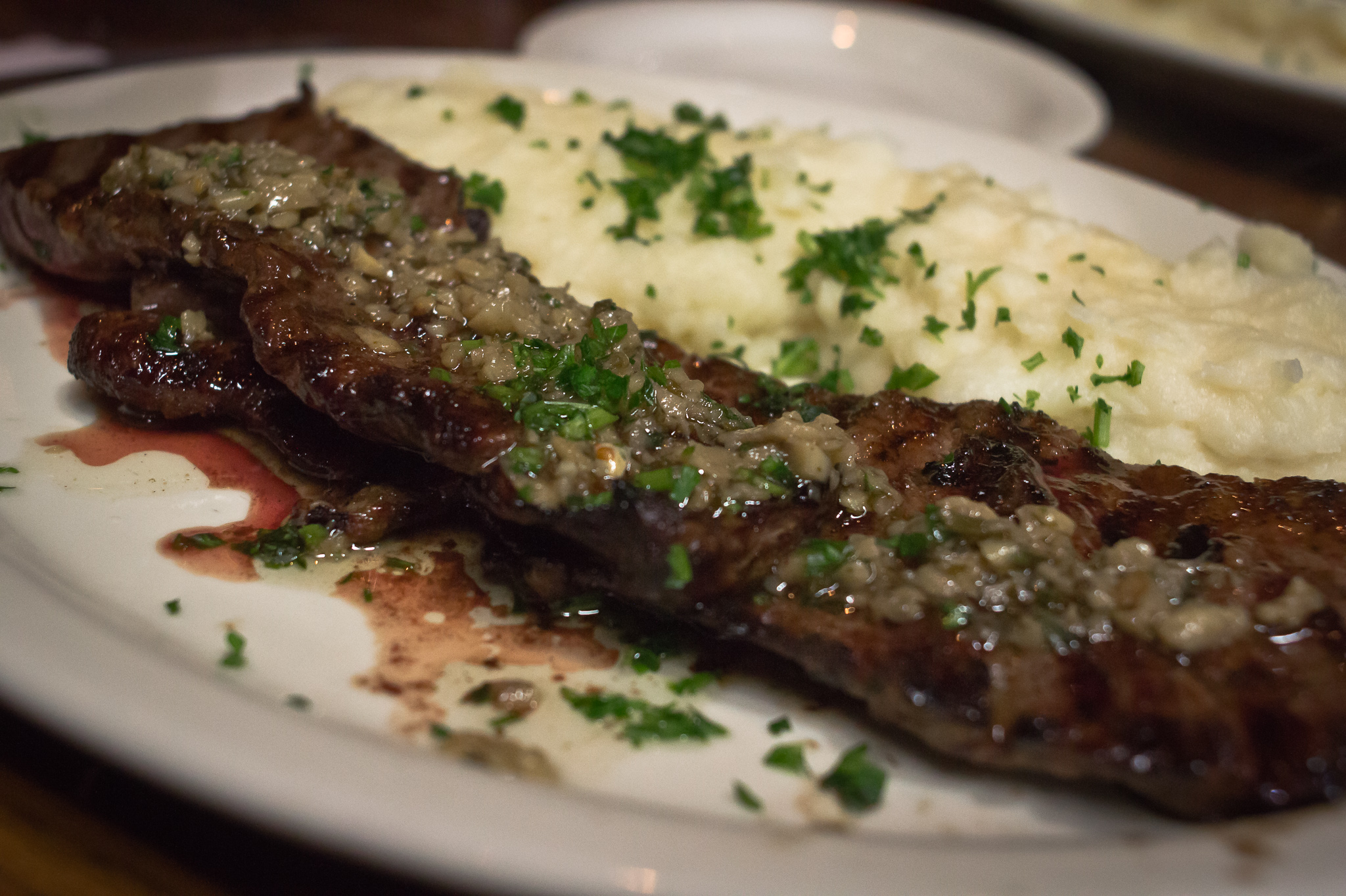 Delicious Argentine Steak
