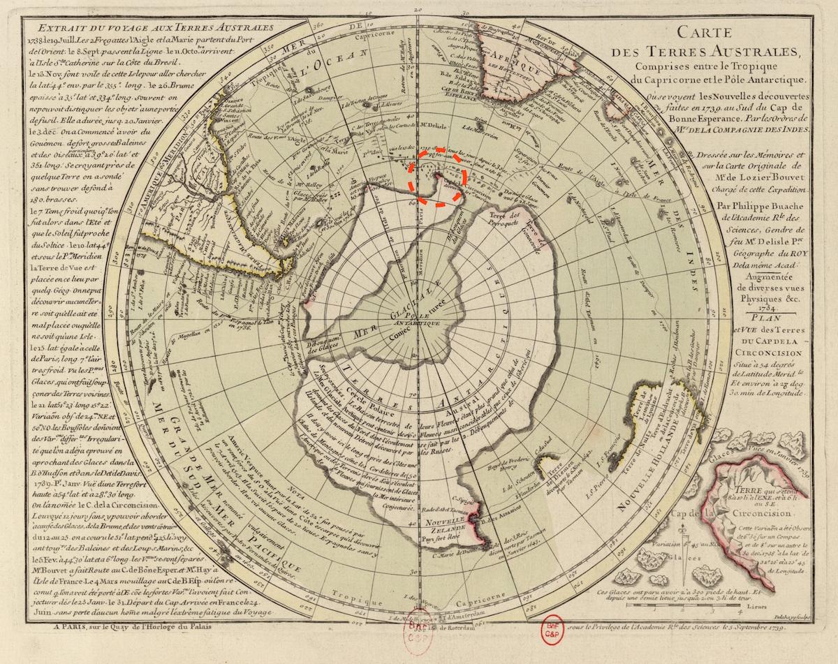Antarctica,_Bouvet_Island,_discovery_map_1754