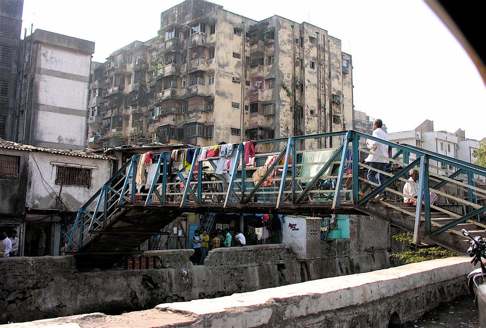 Dharavi, Mumbai © Kjetil