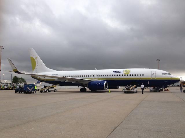 Kilpatrick travelogue Cuba plane