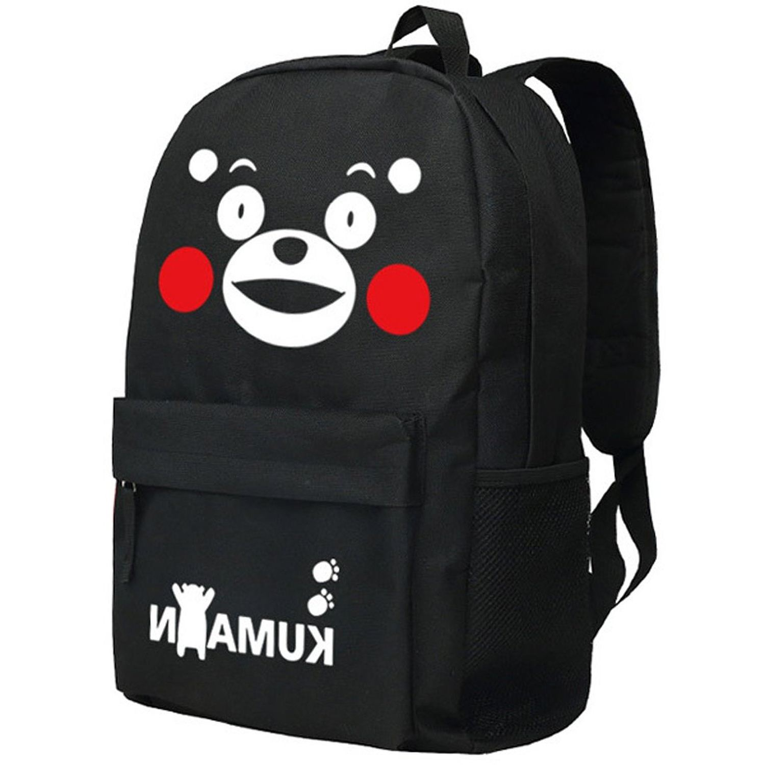 Mascot Bag Cute Bear Backpack Cosplay Bag Kumamon School