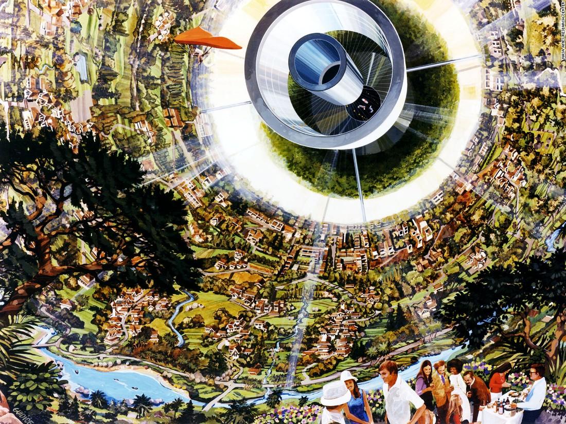 Nasa rétrofuturisme 2