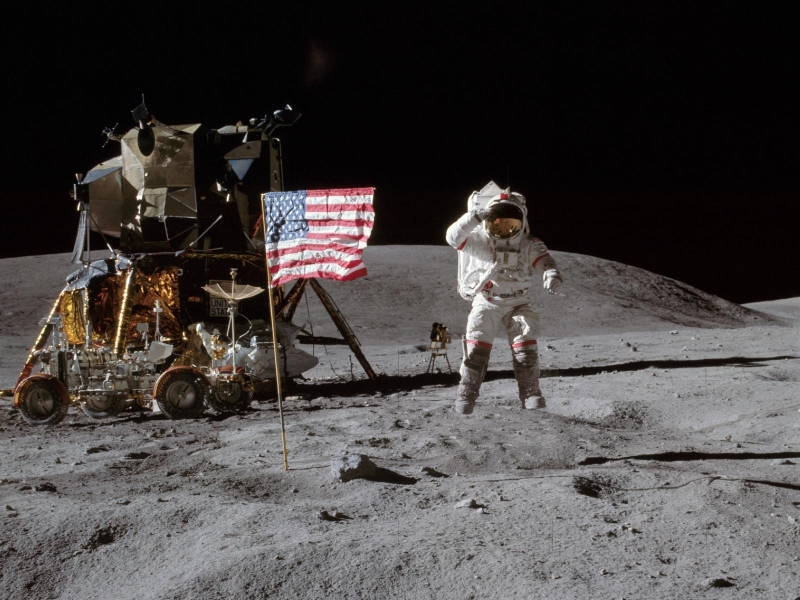 Neil-Armstrong-First-Man-On-The-Moon