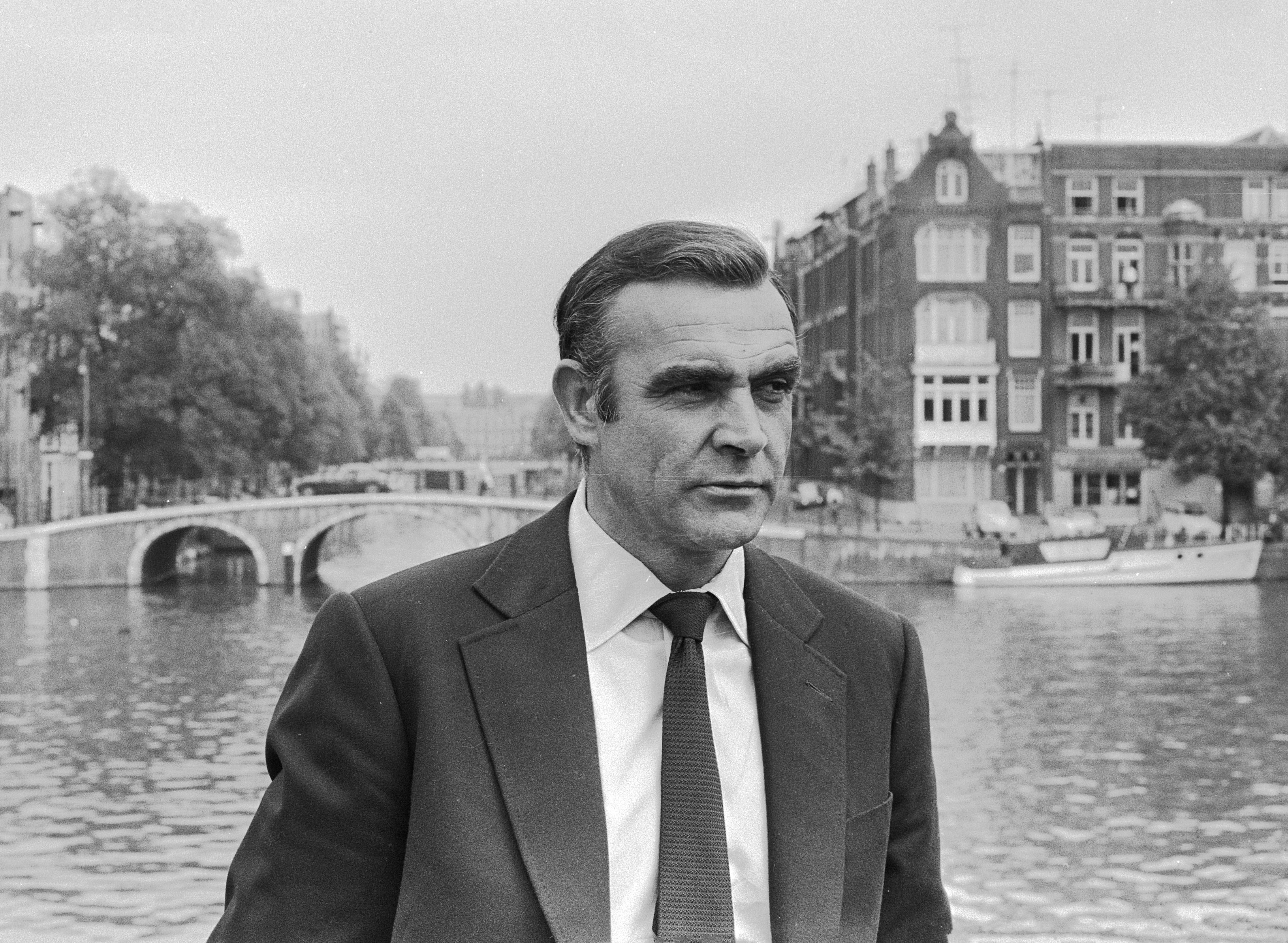Sean-Connery-Amsterdam-filming-of-Diamonds-Are-Forever