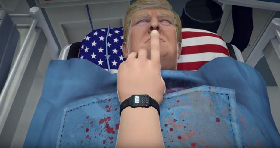 Trump-surgeon