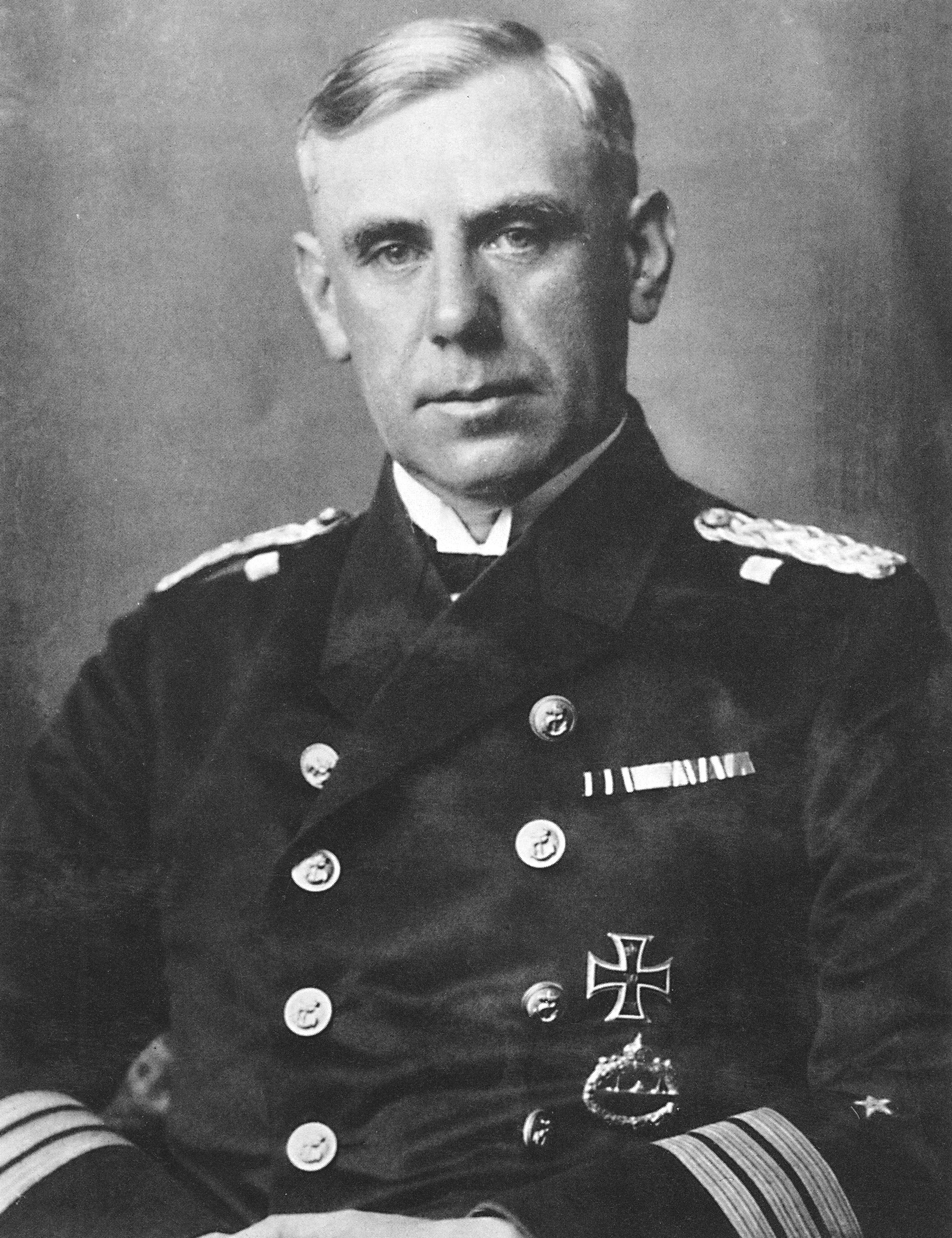 Wilhelm Canaris entre 1924 et 1931Crédits : wikipédia