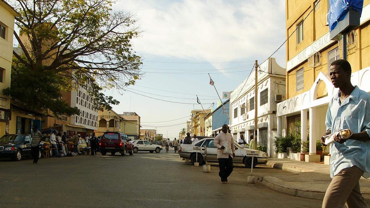 Banjul - Gambia. ©Jan-Erik Sjoestedt.
