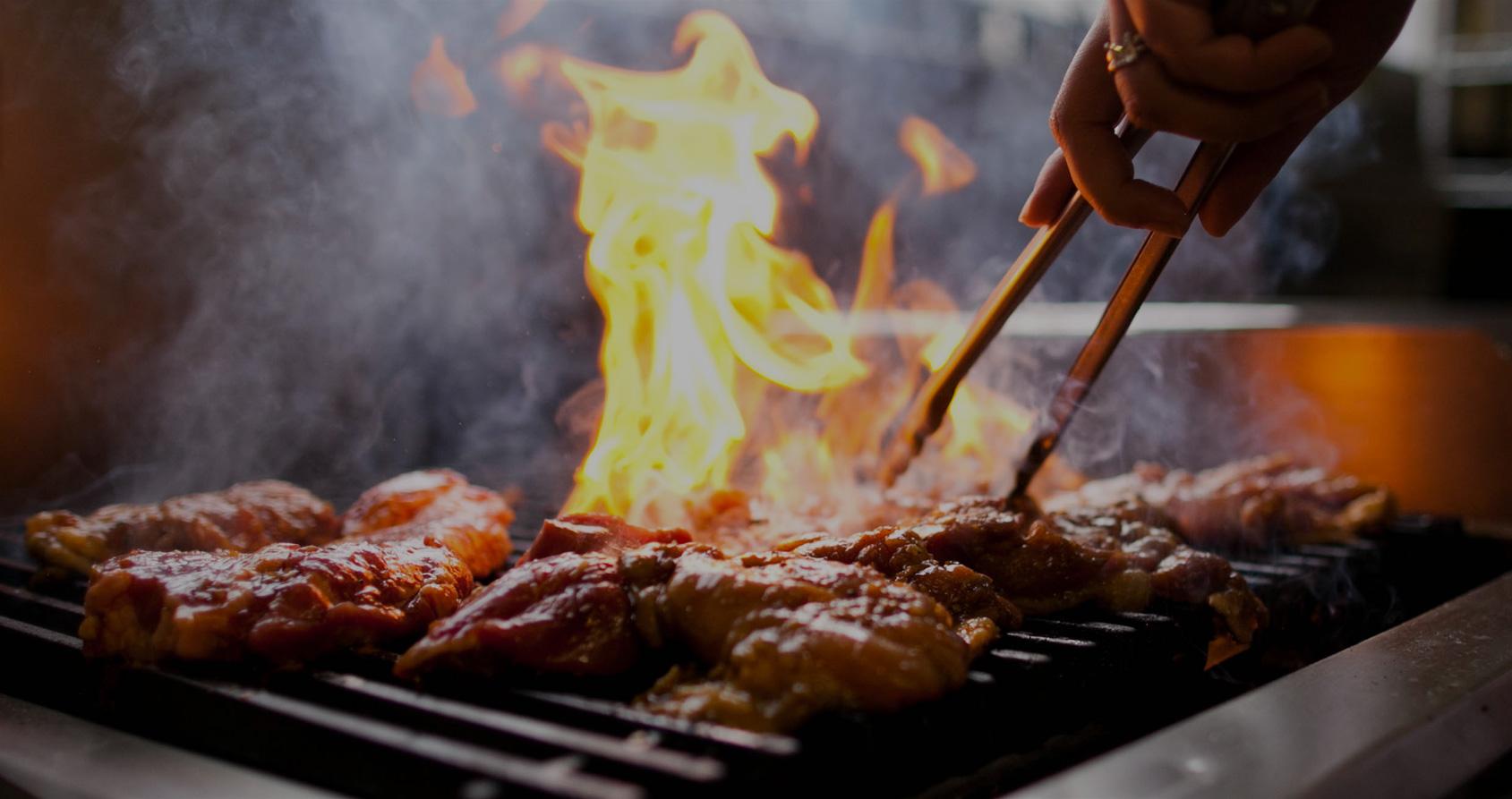 Le guide épique du barbecue (un inédit)