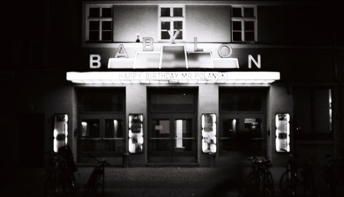 Le Babylon à Berlin.   Crédits