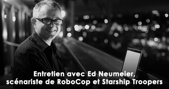 Ed Avec NeumeierScénariste Robocop Entretien De Et Troopers Starship K1JFTul3c