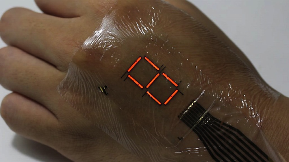 electronic-skin