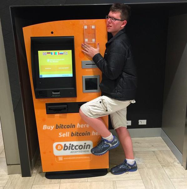 Une machine à 100 000 dollarsCrédits : Erik FInman