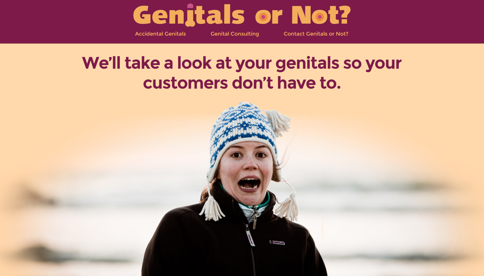 genitalsornot