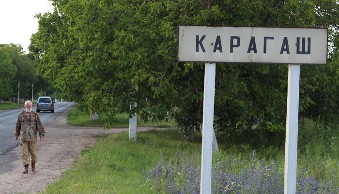Gerry Stevens sur les chemins de Transnistrie. Crédits : Pierre Sautreuil